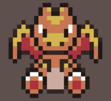 Pixel Charizard Sprite by Flaaffy