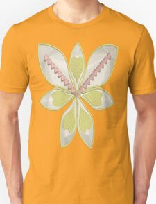 Ripple Flower and Hearts T-Shirt