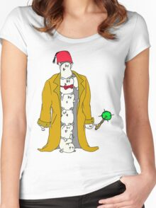 Adipose Doctor Women's Fitted Scoop T-Shirt