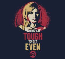 Get Tough, Get Even  by Tom Trager