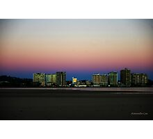 Maroochydore Qld August 2013 Photographic Print