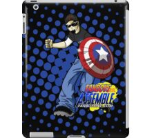 FanboysInc's DW is ready for Action iPad Case/Skin