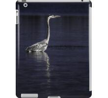 Great Blue Heron 2 iPad Case/Skin