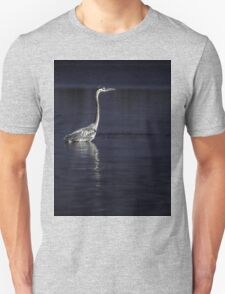 Great Blue Heron 2 Unisex T-Shirt