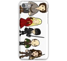 INCONCEIVABLE iPhone Case/Skin