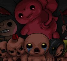 The Binding of Isaac - The Depths - HIGH QUALITY Sticker