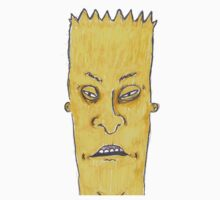 Bartholomew. J. Butthead by LightemupRaidan
