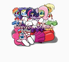 The Sailor Ponies Unite! Unisex T-Shirt