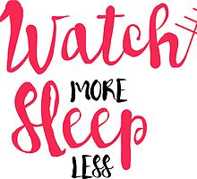Watch/Sleep 2 by Spencerhudson