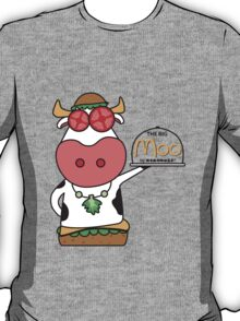 The Big Moo - now with extra beef! T-Shirt