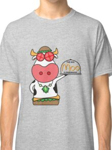 The Big Moo - now with extra beef! Classic T-Shirt