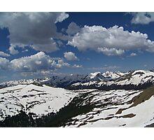 Rocky Mountain High Photographic Print