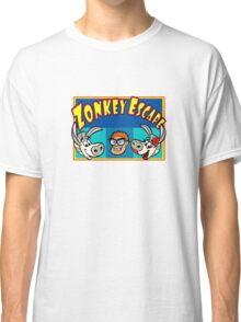 Zonkey escape 3 Heads  Classic T-Shirt