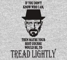 Tread Lightly - Breaking Bad by omadesign