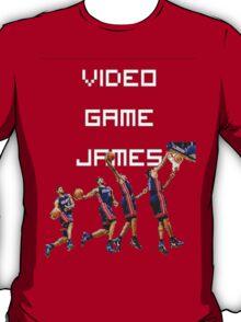 Video game James T-Shirt