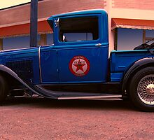 31 Texaco Tow by WildBillPho