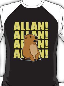 Allan Groundhog T-Shirt