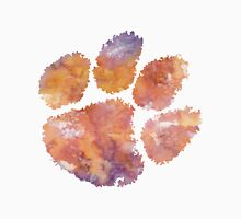 Clemson University Watercolor Design2 Unisex T-Shirt