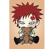Chibi Love Boy Photographic Print
