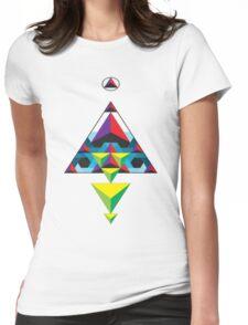 tetramyd Womens Fitted T-Shirt