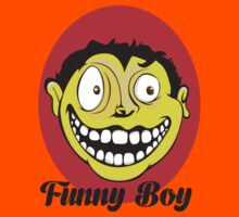 Funny boy Kids Clothes