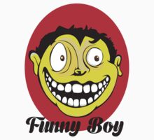 Funny boy by Honeyboy Martin