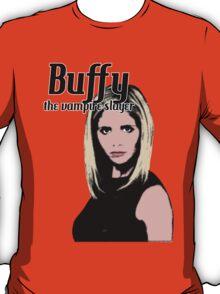 Buffy Pop Art 2 T-Shirt