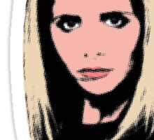 Buffy Pop Art 2 Sticker