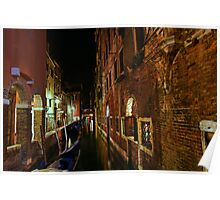 Venice City of Love Poster