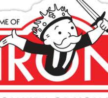 Thrones - Win or Die Sticker