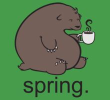 Spring Bear by Raavinn