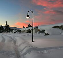 Tekapo Sunrise by Peter Kurdulija