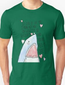 """""""You're Reel-y Cute"""" 2013 Shark Week  T-Shirt"""