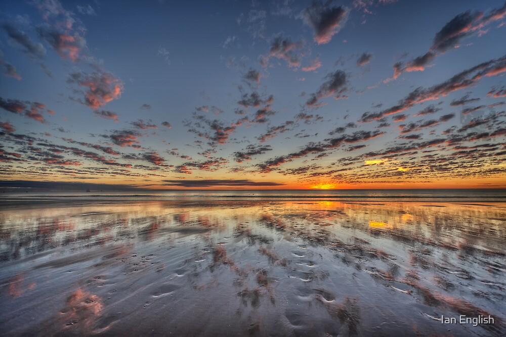 Cable Beach Sunset - Kimberley WA by Ian English