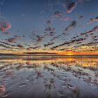 Cable Beach Sunset - Kimberley WA by Ian English