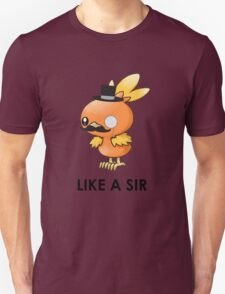 Like a Sir (Torchic) Unisex T-Shirt