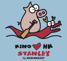KINO loves Hong Kong - Stanley Kids Tee