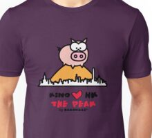 KINO loves Hong Kong - The Peak Unisex T-Shirt