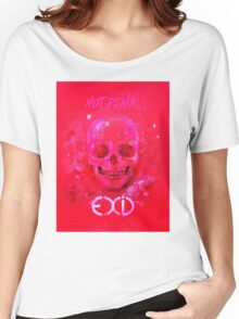 EXID 'HOT PINK'  Women's Relaxed Fit T-Shirt