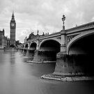 Westminster Bridge by Nicholas Coates
