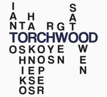 Torchwood Team Wordplay - Series 2 by slitheenplanet