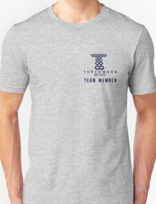 Torchwood Team Member Badge T-Shirt