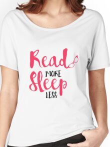 Read/Sleep 2 Women's Relaxed Fit T-Shirt