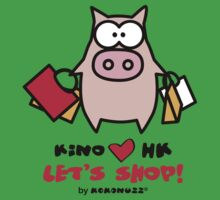 KINO loves Hong Kong - Let's Shop! by Kokonuzz