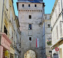 Historic centre of  Saint Jean d'Angely, France,Charente Maritime by 7horses