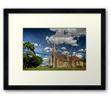 St Stephen's Church, Aldwark 1 Framed Print