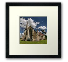 St Stephen's Church, Aldwark 3 Framed Print