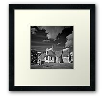 St Stephen's Church, Aldwark 4 Framed Print