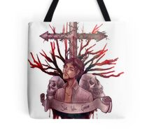 Save Will Graham. Tote Bag