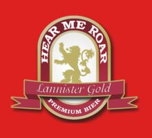 Lannister Brew Kids Clothes